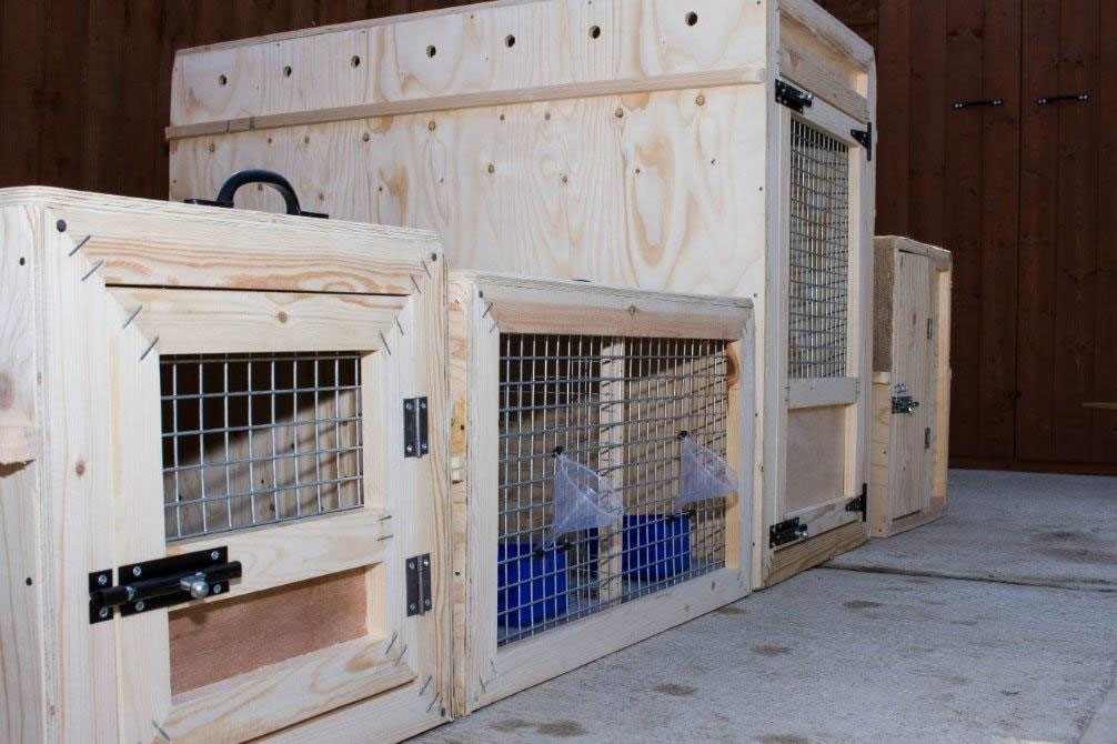 IATA Approved Travel Crates